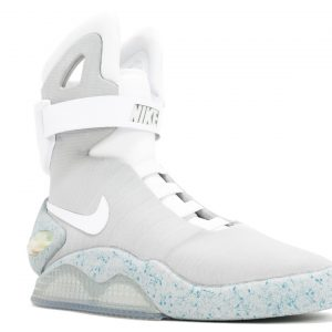 OFF WHITE AIR MAG BACK TO THE FUTURE