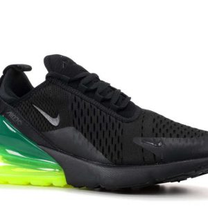 AIR MAX 270 BLACK + GREEN
