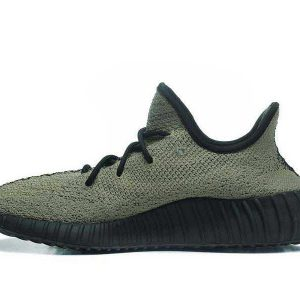 YEEZY 350 V2 BOOST BLACKISH GREEN